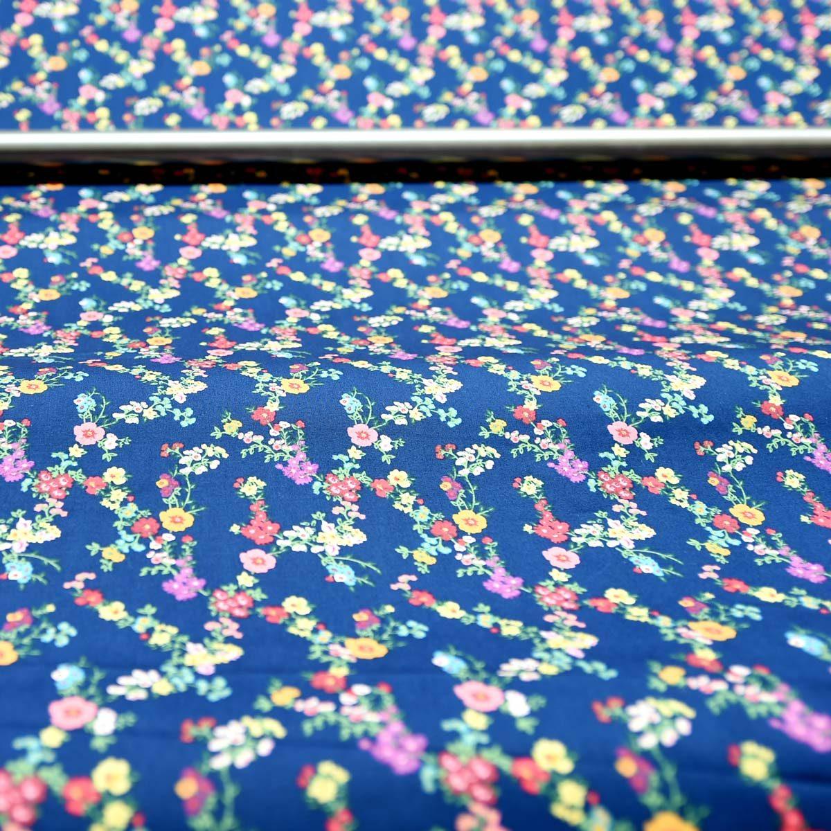 Texture tessuto colorato
